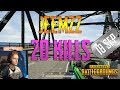 Jeemzz | 20 Kills | PUBG