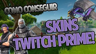 HOW TO GET 2 FREE SKINS (EASY)-FORTNITE BATTLE ROYALE