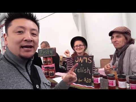 Vlog #9: Nom Nom Nom | Good Food Awards | 01.15.16
