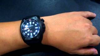 FILE0021 Short review on the Bell & Ross BR02 dive watch