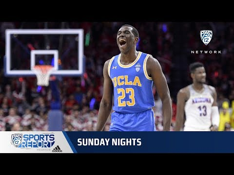 Highlights: Dynamic offensive effort leads UCLA men's basketball to upset of No. 13 Arizona