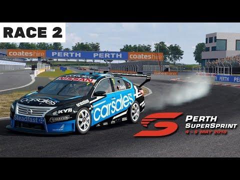 Automobilista: Virgin Australia Supercars Championship - Perth SuperSprint Sunday Race 2