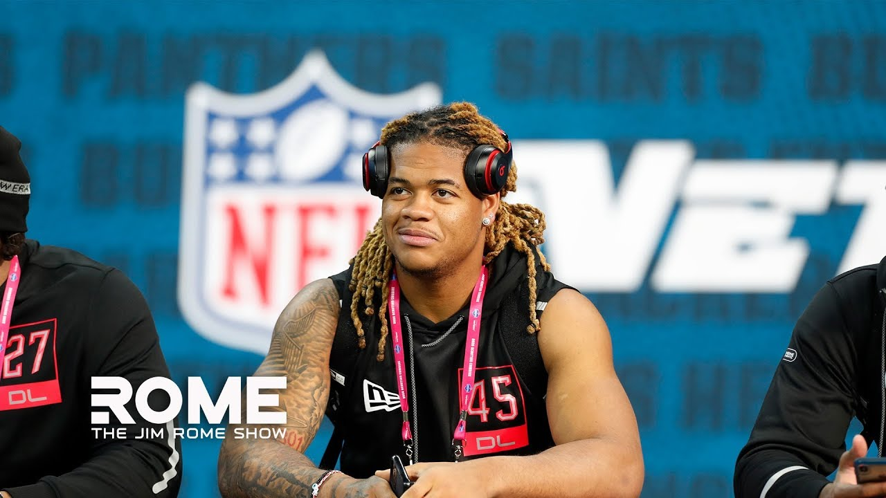 NFL Teams Want To Delay The NFL Draft | The Jim Rome Show