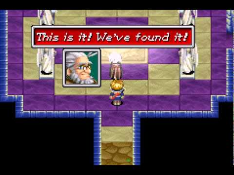 Let's Play Golden Sun #03 - It's a Trap