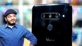 Making a whole video on the LG V40: What did we learn?