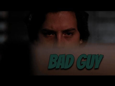 Jughead Jones | bad guy + Cole Sprouse dancing at the end ;)