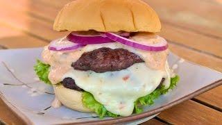 Special Sauce Burger Recipe