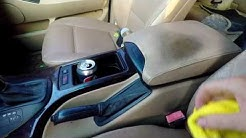 """Best BMW Interior And Leather Cleaner """"Strongest Cleaner Without Damaging Stuff"""""""