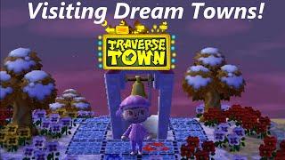 Video Visiting Viewer Dream Towns -  Kingdom Hearts IN Animal Crossing? download MP3, 3GP, MP4, WEBM, AVI, FLV Juli 2018