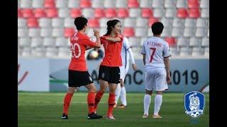 <女子サッカー>韓国、フィリピンに5-0完勝…2大会連続でW杯出場決定 (4/17)