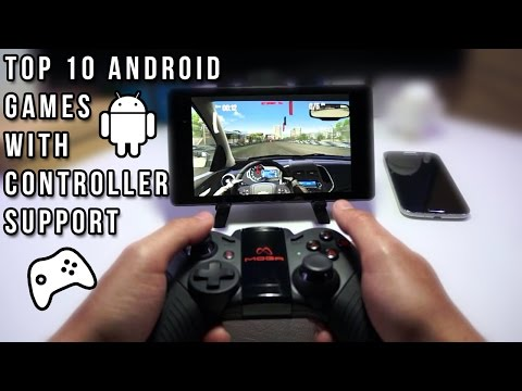 TOP 10 Android Games With Controller Support You Must Play 2016