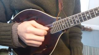 Right Hand Warm Up Exercise - Mandolin Lesson