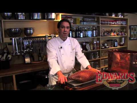 How To Cook Virginia Country Ham - Oven Method