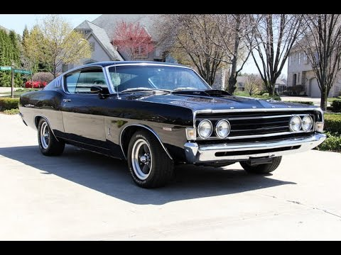 1969 Ford Torino For Sale YouTube