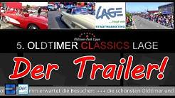 5te Oldtimer Classics Lage 2016 - Der Kino-Trailer