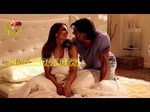 Springfit's TVC Shoot With Bipasha Basu & Karan Singh Grover Part  1