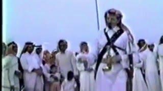 the white man & the arab - sword dance
