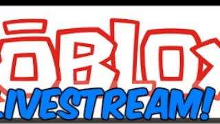 Roblox (GIVEAWAY) livestream! #9 bronze de brique de Pokémon ! Joignez-vous si votre nouveau! #500subscribersgoal :D