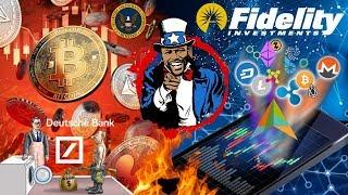 Is $BTC Still Worth It? Fidelity Adding MORE Cryptos?!? SEC Celebrity Crackdown! Deutsche Bank