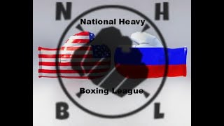 National Heavy Boxing League Season 5 Highlights