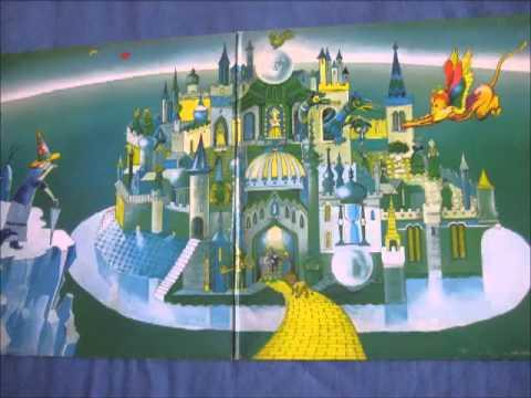 Oz, a nagy varázsló (hangjáték, dupla bakelit) - 1980 -