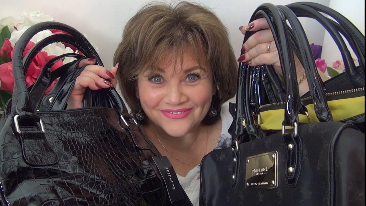 фото чёрных сумок