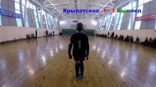 видео Баскетбол в Крылатском