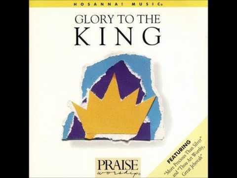 LaMar Boschman- Glory To The King (song) (Hosanna! Music)