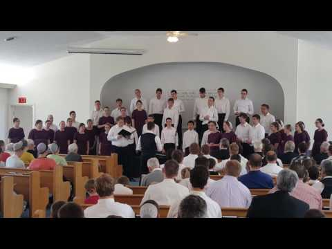 This World is Not My Home - Trinity Mennonite Youth Choir