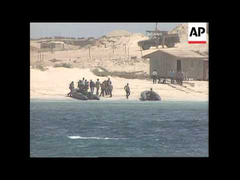 Somalia - US Marine Landing