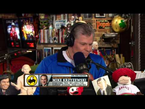 Mike Krzyzewski on the Dan Patrick Show (Full Interview) 3/13/14