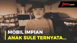 Delina Putri Dapat Mobil Baru Dari Sang Ayah, Sule - JPNN.com