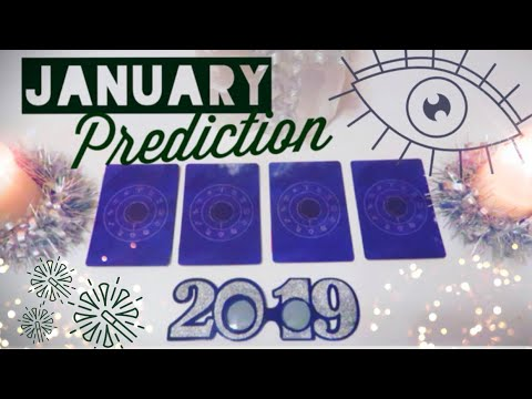 What's Coming For You JAN 2019? 🔮PICK A CARD🔮 Psychic Reading
