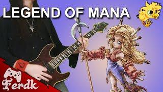 Legend Of Mana The Darkness Nova Metal Guitar Cover by Ferdk.mp3
