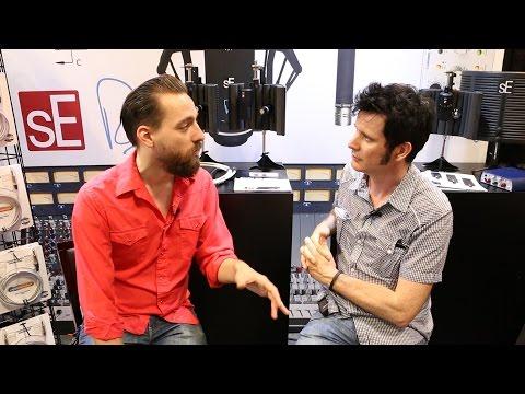 Matt RossSpang: Summer NAMM Nashville  Warren Huart: Produce Like A Pro