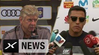 Alexis Sánchez vs. Arsène Wenger: Nächster Streit im Poker | Premier League