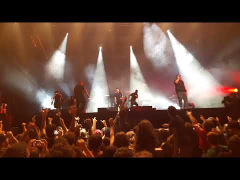Gorillaz - Feel Good/Clint Eastwood (live) uruguay