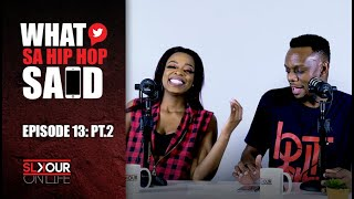 K.O Breaks Down The Barcode On His Album & PJay Talks About A-Reece Pulling A