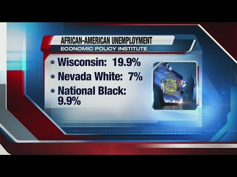 Report: Wisconsin worst in the nation for African-American unemployment