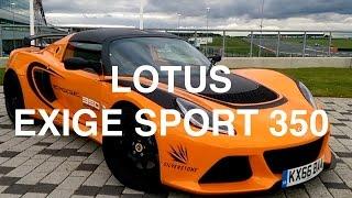 Lotus Exige Sport 350 2016 Videos