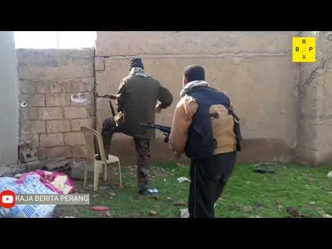 Download Mujahidin kembali gempur rusia dan pasukan assad di aleppo suriah
