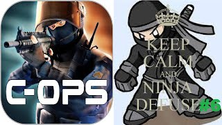 Critical Ops Ninja Defuse Montage #6