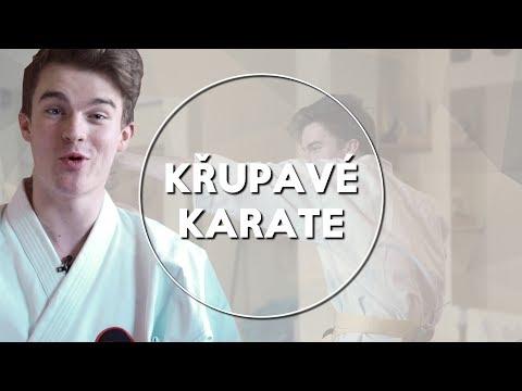 Křupavé karate   KOVY