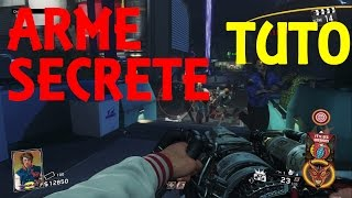 TUTO ARME SECRETE ZOMBIE SPACELAND INFINITE WARFARE FR