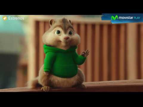 Alvin Y Las Ardillas: Aventura Sobre Ruedas – Movistar Play