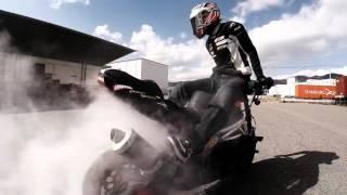 エクストリームバイク プロフェッショナルライダー 屋比久大 2016年...