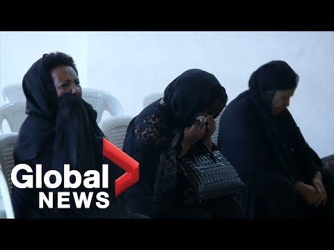 Ethiopian Airlines crash: Crew of fated plane remembered at memorial