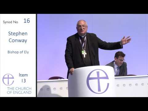 Saturday 9 July Item 13 - A Church of England Vision for Education