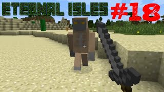 Minecraft: The Eternal Isles Ep. 18 Goodbye, Corallus. (Boss DEFEATED)