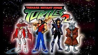 Teenage Mutant Ninja Turtles 2: Battle Nexus (PC) - Slashuur, Casey, Karai & Splinter Gameplay